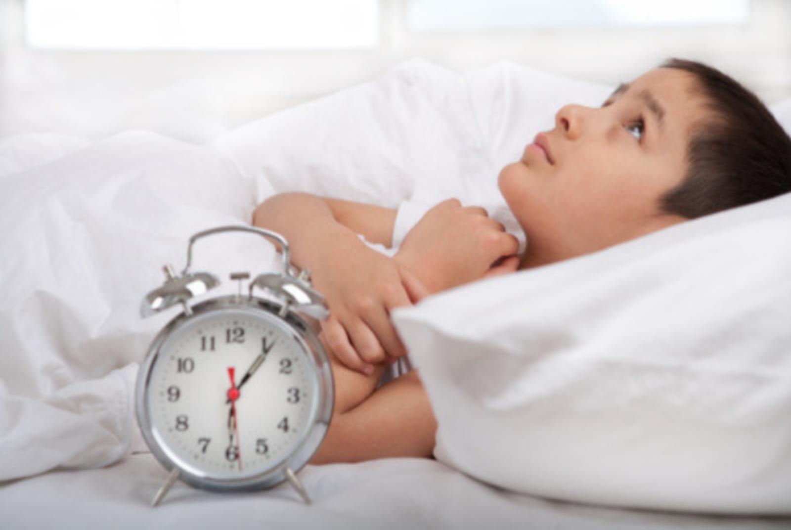 μαθητική αϋπνία