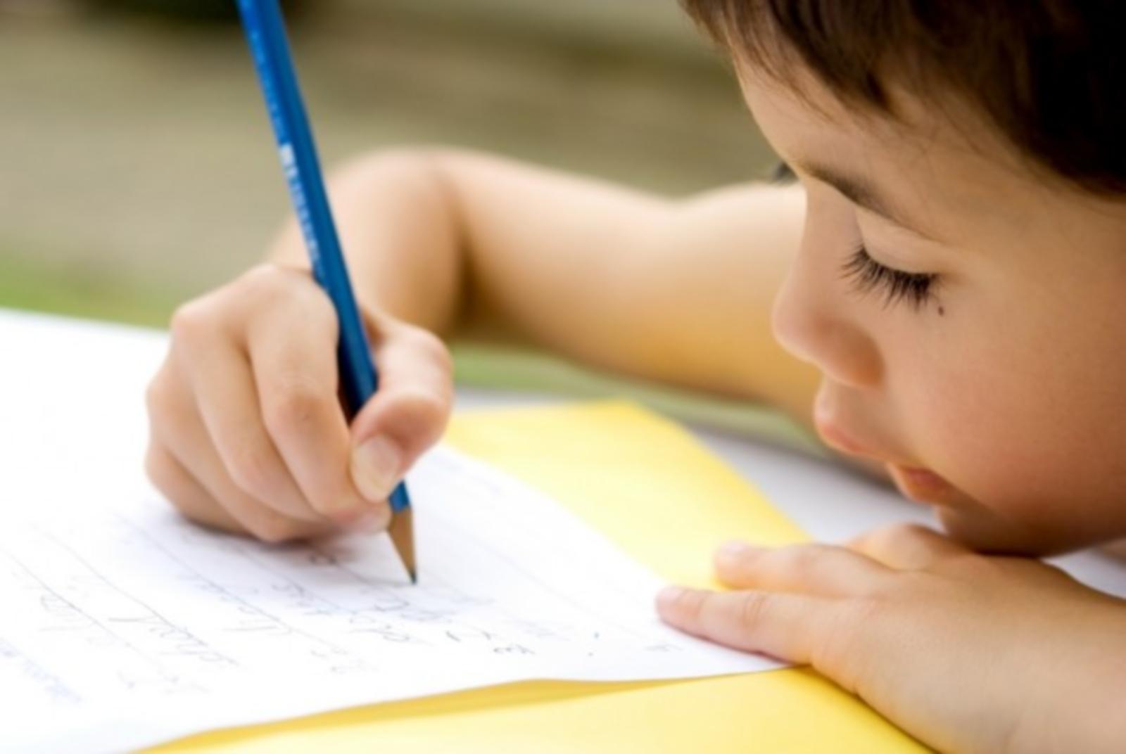 Κιναισθητική άσκηση γραφής για παιδιά με μαθησιακές δυσκολίες