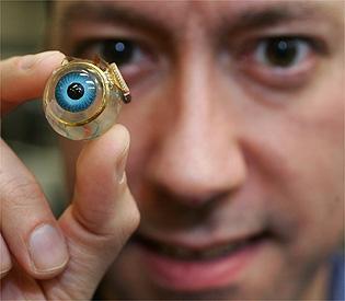 Το βιονικό μάτι γίνεται πραγματικότητα