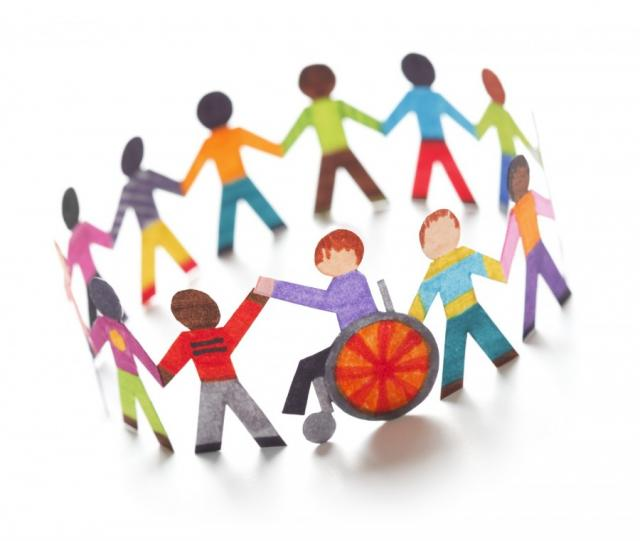Προσαρμογή παιδιών με αναπηρίες σ' ένα σχολείο για όλους