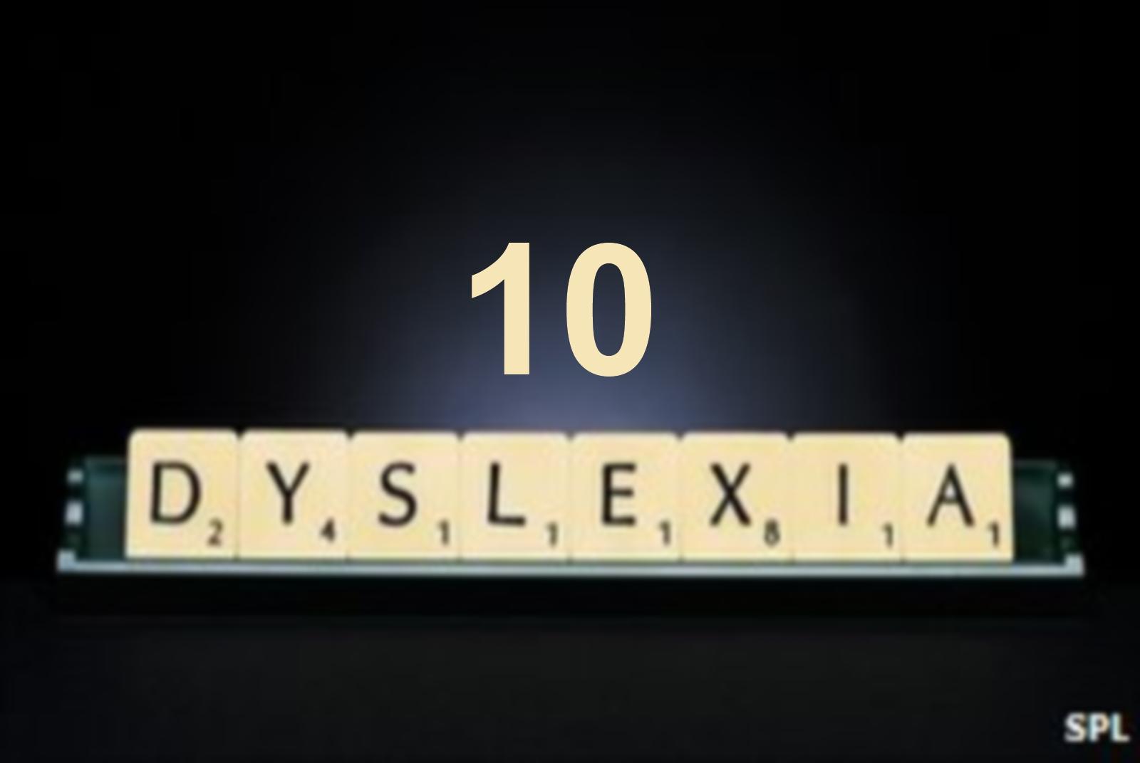 10 Αλήθειες για τη Δυσλεξία