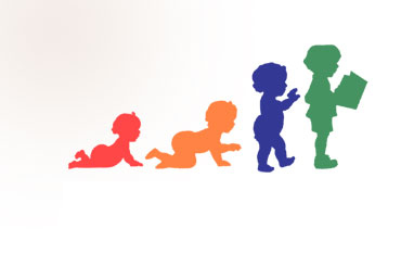 Τα αναπτυξιακά ορόσημα των παιδιών τα πρώτα χρόνια της ζωής τους