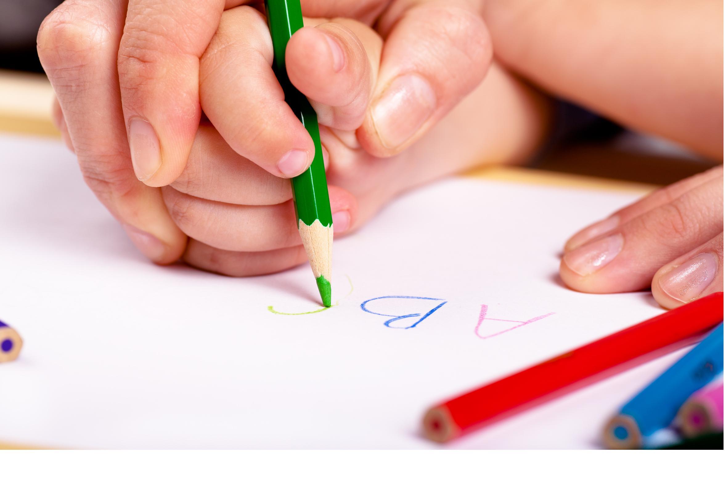 Τι πρέπει να έχει κατακτήσει ένα παιδί πριν τη γραφή?