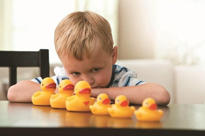 Αυτισμός και ειδικά ενδιαφέροντα