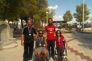 Ας στηρίξουμε την ελληνική ομάδα Paracanoe