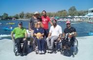 Paracanoe: 3ος Αγώνας Kayak Greece 2015. Τελευταίος αγώνας της σεζόν