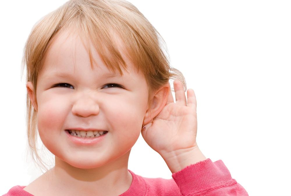 Ανάπτυξη ομιλίας σε παιδιά με και χωρίς απώλεια ακοής