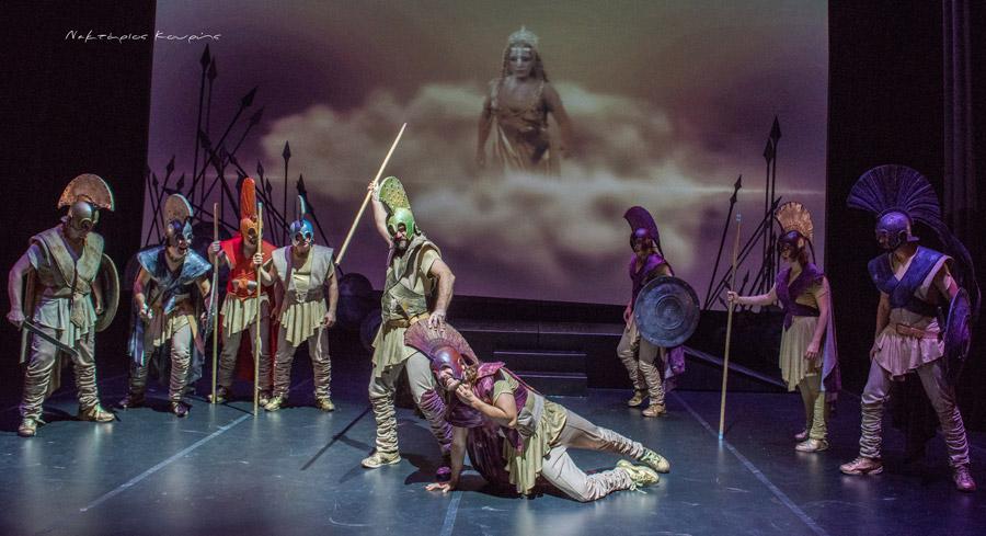 Οι νικητές του διαγωνισμού για τις παραστάσεις της Κάρμεν Ρουγγέρη