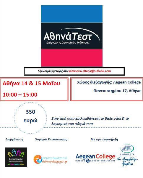 athina test may