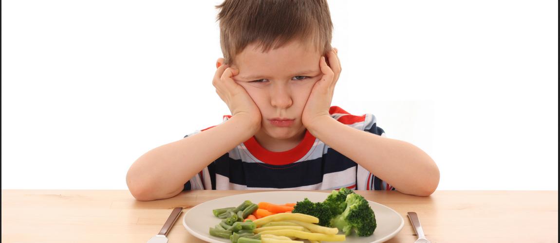 Αυτισμός και δυσκολίες στη διατροφή