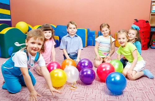 Δραστηριότητες ηρεμίας, οργάνωσης και ενεργοποίησης για παιδιά