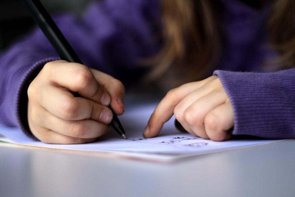 Tα στάδια της ορθογραφικής ανάπτυξης του παιδιού