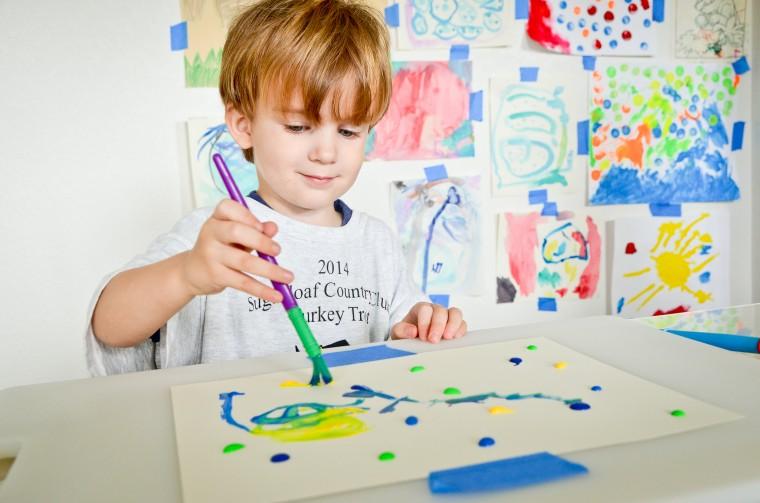 Τα συχνότερα λάθη που οδηγούν σε μειωμένη δημιουργικότητα του παιδιού