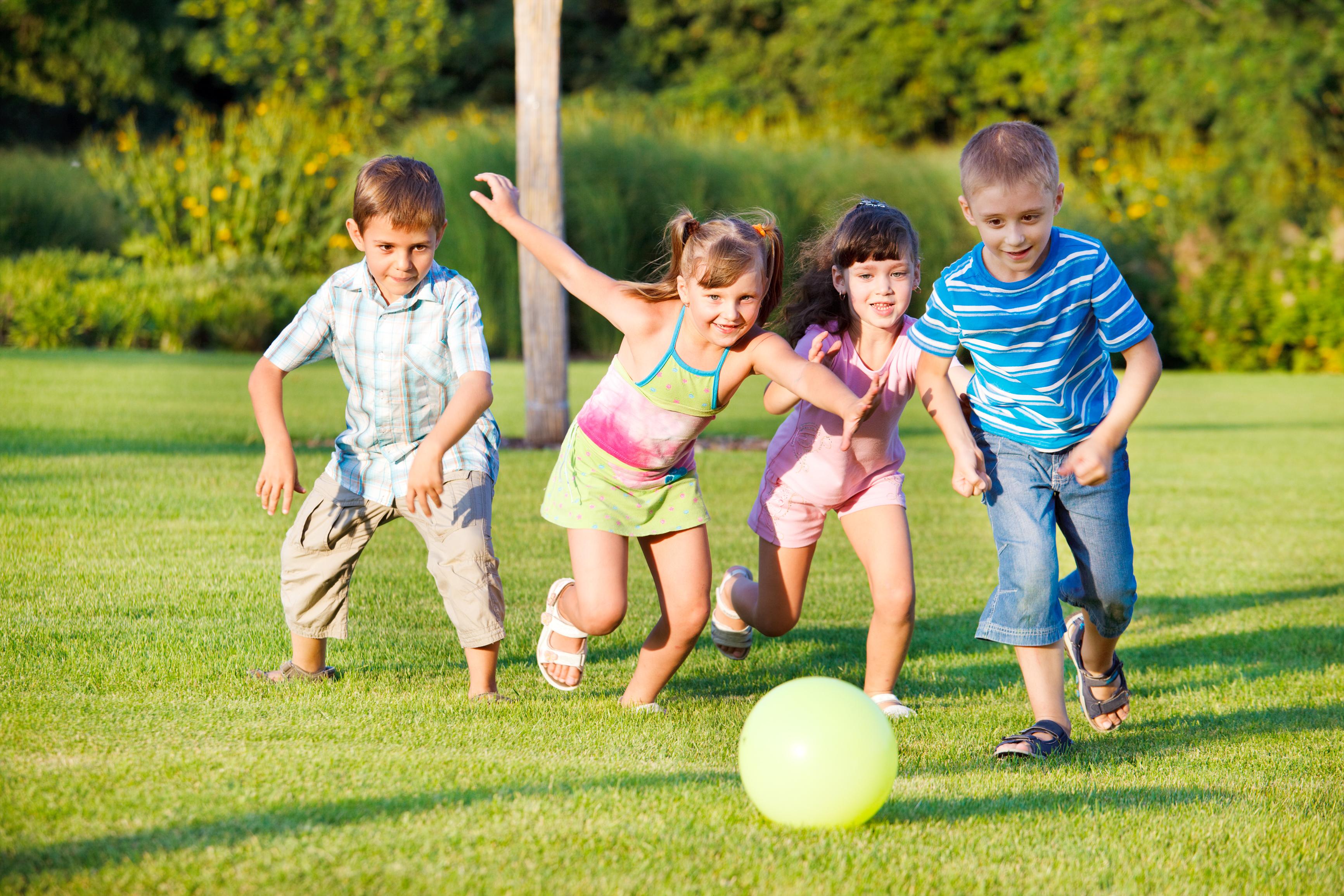 Η σημασία της άθλησης στα παιδια