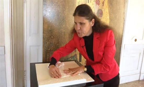 Βιέννη: Άτομα με προβλήματα όρασης μπορούν να αγγίξουν έργα τέχνης