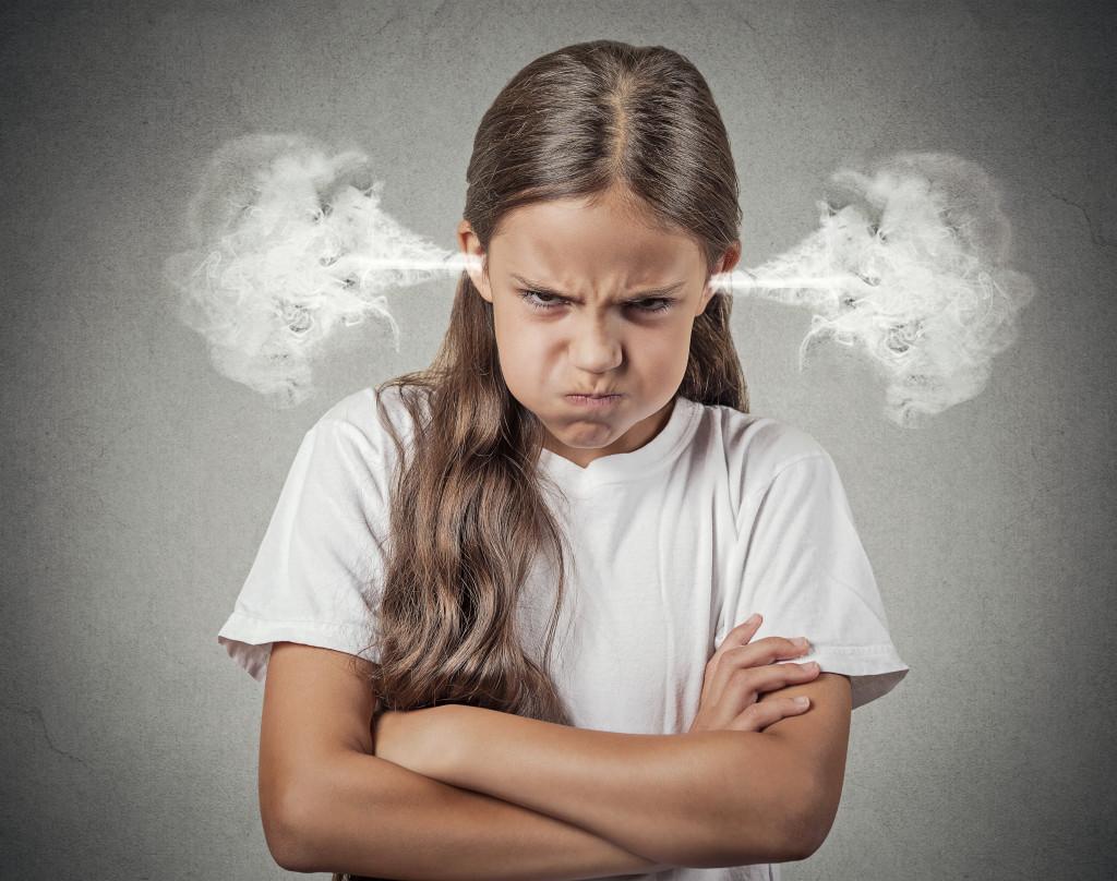 Παιδί & Συναίσθημα. Τι κάνω όταν το παιδί μου θυμώνει;