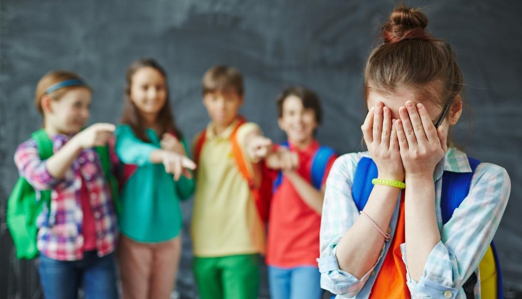 6 Μαρτίου: Παγκόσμια Ημέρα κατά του ενδοσχολικού εκφοβισμού & ενδοσχολικής βίας