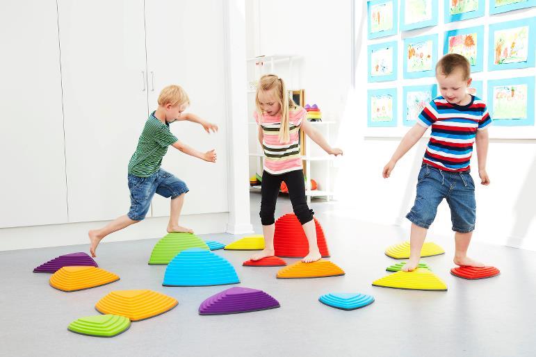 Δυσκολίες που μπορεί να εμφανίσει ένα παιδί με ελλείμματα στην ισορροπία και στον συντονισμό