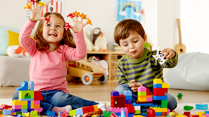 Τα παιδιά αρχίζουν να αλλάζουν συμπεριφορά στην ηλικία των 4