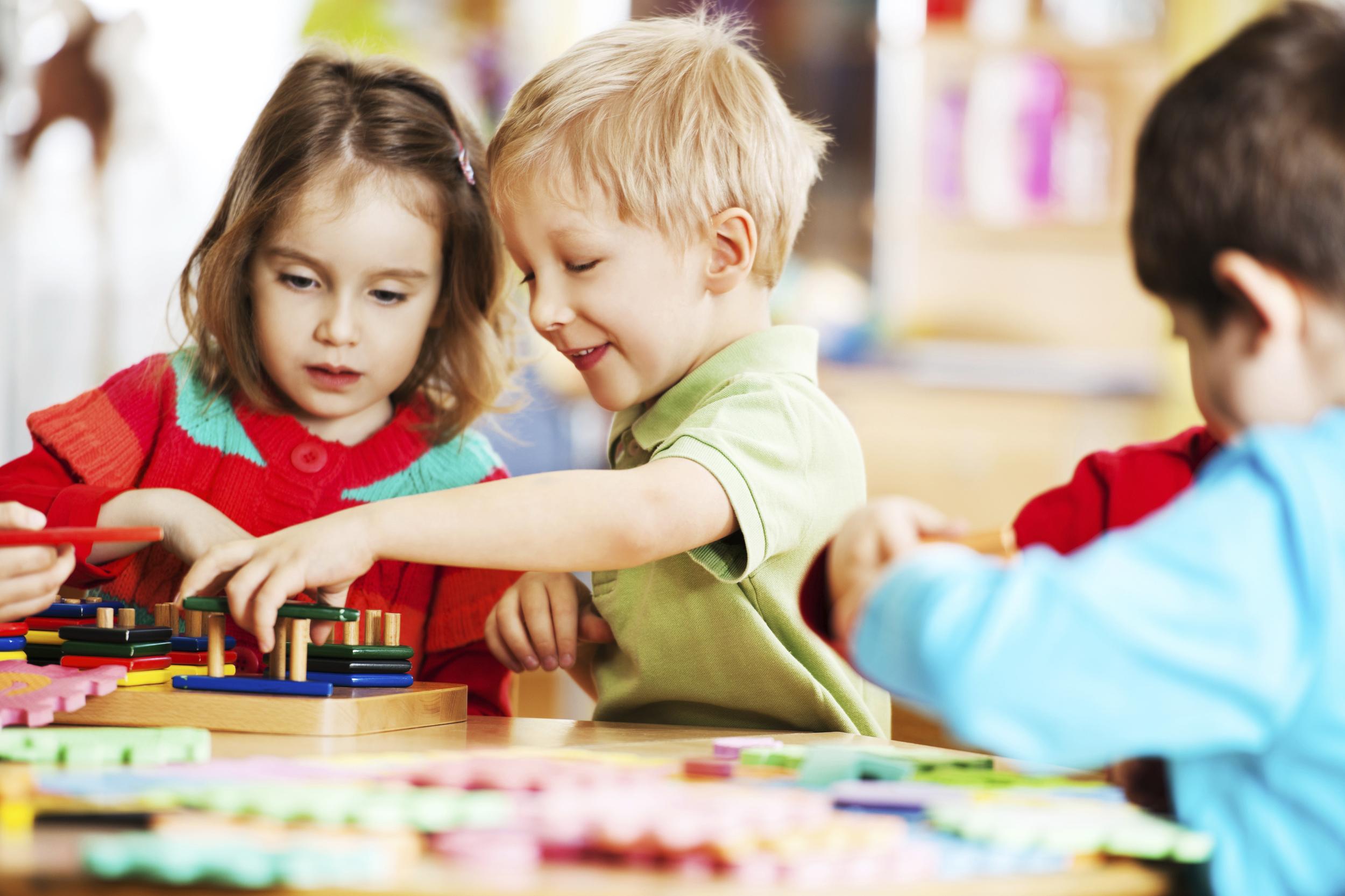 Η συμβολή του παιχνιδιού στην ανάπτυξη του λόγου του παιδιού