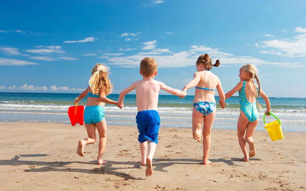 5 Συμβουλές για να ανακαλύψουν τα παιδιά τις δεξιότητές τους το καλοκαίρι