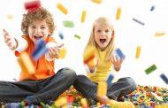 10 Πολυαισθητηριακές Δραστηριότητες με τουβλάκια lego