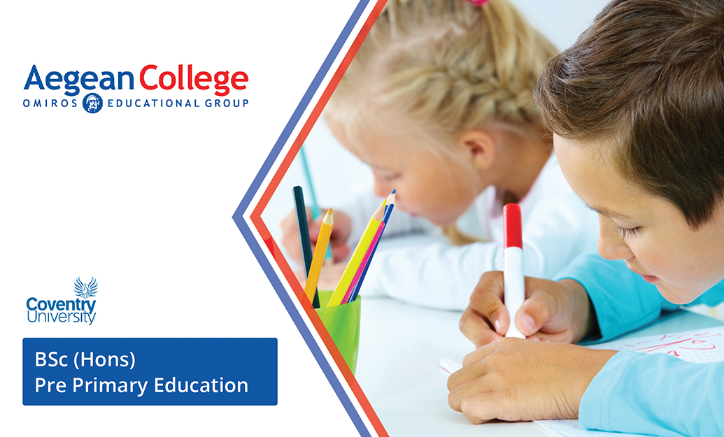 BSc (Hons) Pre Primary Education