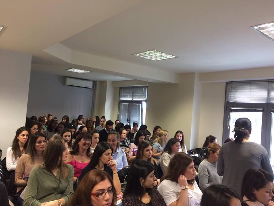 Πραγματοποίηση Σεμιναρίου & Παρουσίασης του Βιβλίου «Μαθησιακές Ευκολίες» στη Θεσσαλονίκη