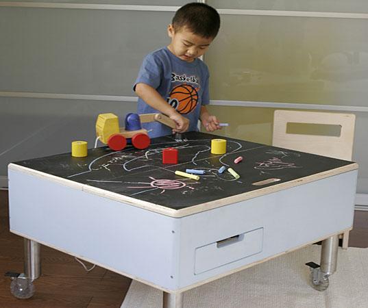 Τραπέζι & καρέκλα: Η πολλαπλή τους χρήση σε μια εργοθεραπευτική παρέμβαση